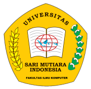 Logo Universitas Sari Mutiara Indonesia